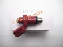 ORIGINAL NEW Fuel Injector 6D8-13761-00-00 For Yamaha Outboard 4 Stroke 80BEL 75-90HP .