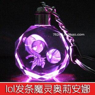 League of Legends lol hand to do Orianna model Crystal LED light ...