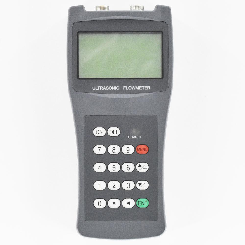 Digitális hordozható ultrahangos vízáramlásmérő TDS-100H - Mérőműszerek - Fénykép 1