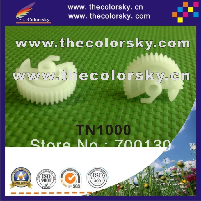 (ACC-TN1000g) flag zurückgesetzt hebelgetriebe für brother tn1000 tn1075 tn1060 tn1020 tn1040 tn1050...