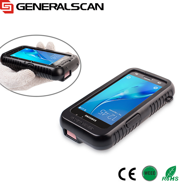 US $202 0  Best Seller Generalscan GS SL3000 S1 1D Laser 966 Scan Engine  Barcode Scanning Enterprise (without phone)-in Scanners from Computer &