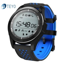 Teyo Sport Smart Watch F3 Bluetooth Fitness Tracker Pedometer Deep Watwerproof Pulsera Intelligente Wrist Smartwatch Android IOS