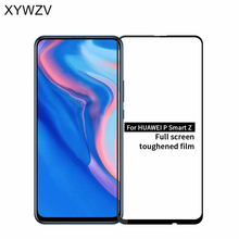 Full Glue Cover Glass Huawei P Smart Z Scratch Proof Screen Protector Tempered Film