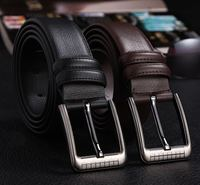 Leather fashion pattern men's leather belt tide casual leather belt belts for women gg mens belts luxury