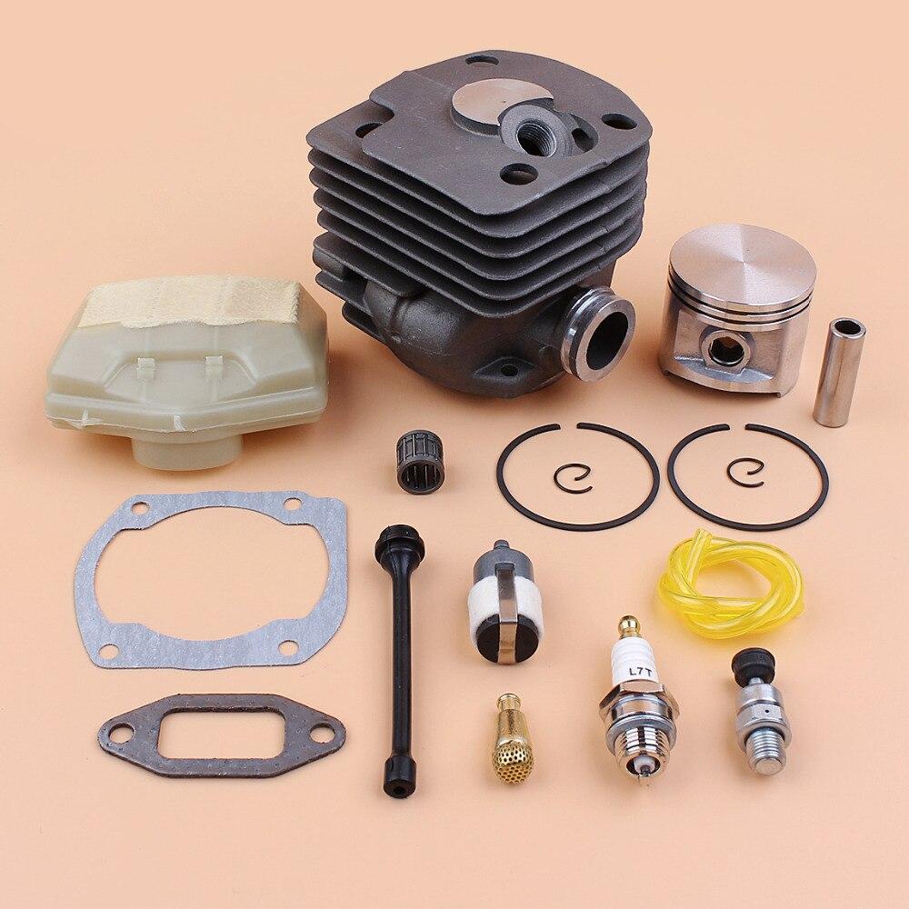 5Pcs 50mm Cylinder Piston pin Bearing for Husqvarna 362 365 371 chainsaw
