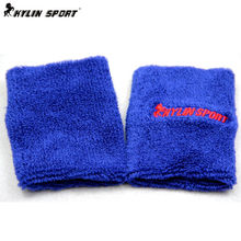 free shipping 2014 new arrial 1 pair Wrist Support  Cotton Sports wrist support lengthened male protectors