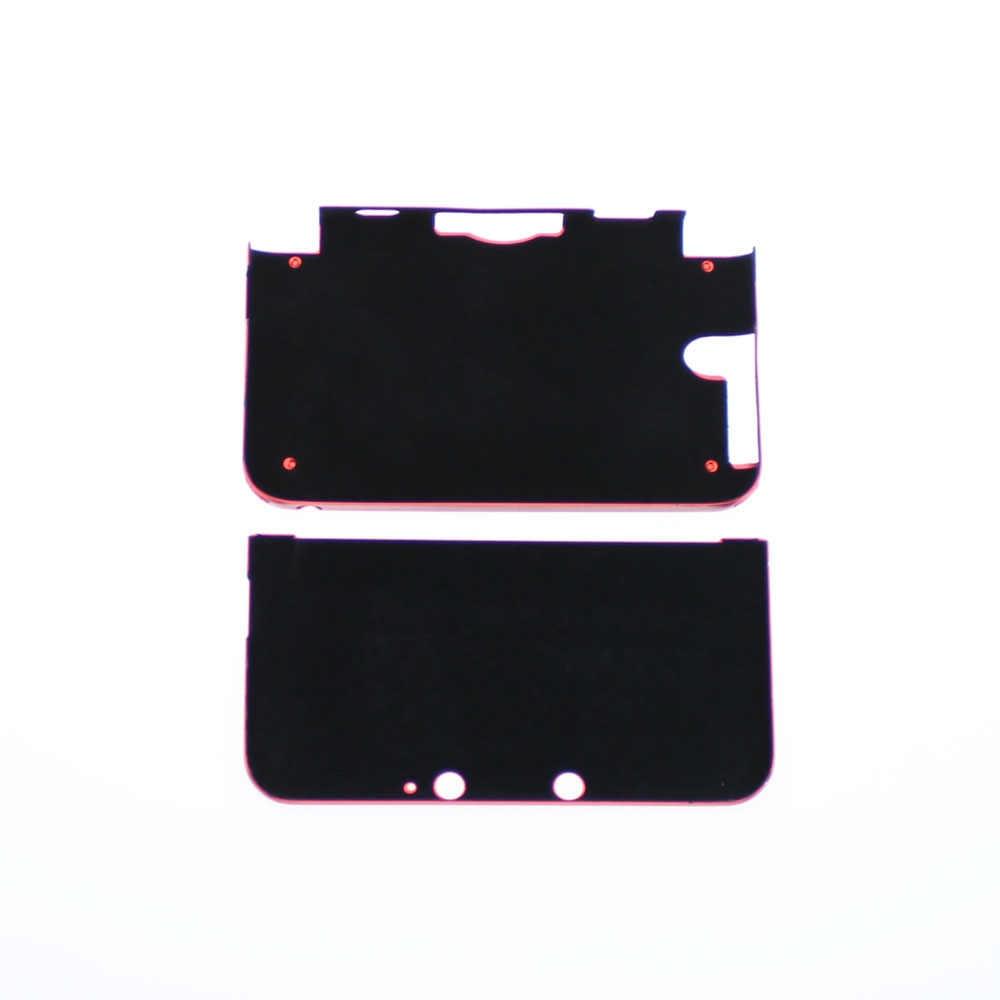 Kualitas tinggi Kotak Muliti Warna Aluminium Logam Keras Pelindung Kulit Tutup Kasus Shell Untuk Nintendo 3DS XL/LL Kasus permainan Aksesoris