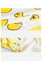 Summer Yellow Duck – Baby Onesies