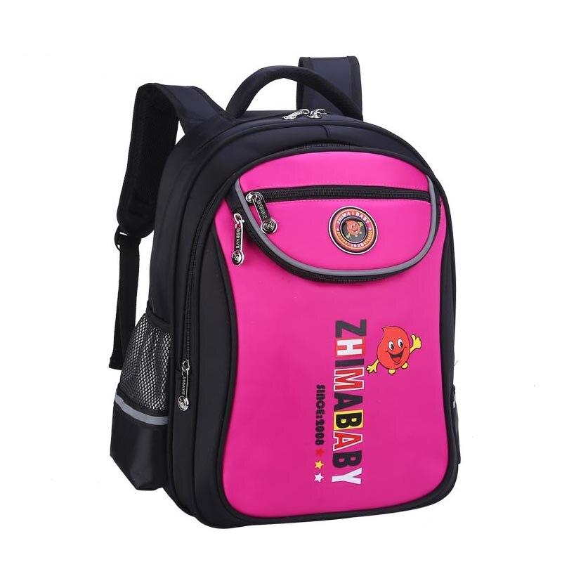2016 New Arrival Primary School Backpack Boys Girls School Bags Children Shoulder Bags Mochila Infantil Kids