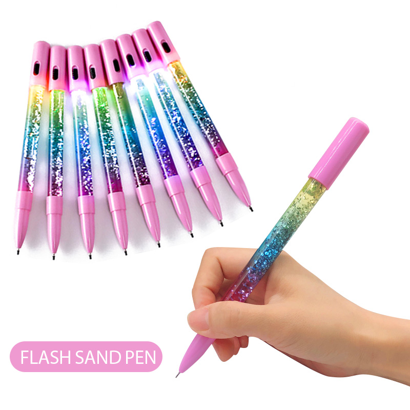 Gel Pen 0.5mm Drawing Writing Stationery Student School Supplies Smooth Office Drafting Kids