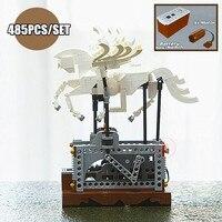 New Technic Electric RC Pegasus Flying Horse fit legoings technic idea creative decoration Building Block Brick gift kid diy Toy