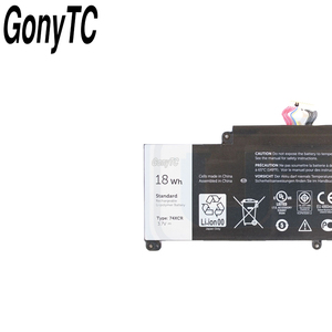 Image 4 - Gonytc 18Wh 3.7V 74XCR 074XCR Original Laptop Battery For Dell Venue 8 Pro 5830 T01D VXGP6 X1M2Y Tablet Series Genuine Battery