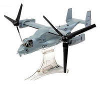 FOV 1/72 Scale Bell Boeing V 22 Osprey Military Transport Aircraft Diecast Metal Plane Model Toy for Collection/Gift