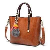 Frauen Schulter Tasche Tote Handtasche Aus Echtem Leder Muster Bolsos Mujer Neue Crossbody Messenger taschen für frauen 2018 sac ein haupt t58