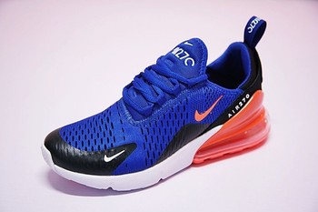 Nike AIR MAX 270 Running Shoes Woman Outdoor Sports  Sneakers Original Nike AH8050