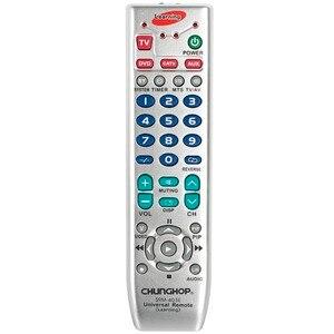 Image 1 - Universal Fernbedienung Lernen Fernbedienung Für TV/SAT/DVD/CBL/DVB T/AUX Kopie Russische englisch Manuelle Chunghop SRM 403E