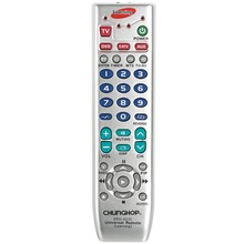 Universal Remote Controller Learning Remote Control For TV/SAT/DVD/CBL/DVB T/AUX Copy Russian English Manual Chunghop SRM 403E