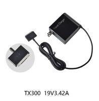 5 шт./65 Вт AC стены зарядное устройство питание путешествия переходник для ASUS Transformer Book TX300 TX300K TX300CA ноутбука планшеты