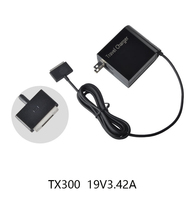 5pcs/ 65W AC Wall Charger Power Supply Travel Plug Adapter For ASUS Transformer Book TX300 TX300K TX300CA Laptop Tablet