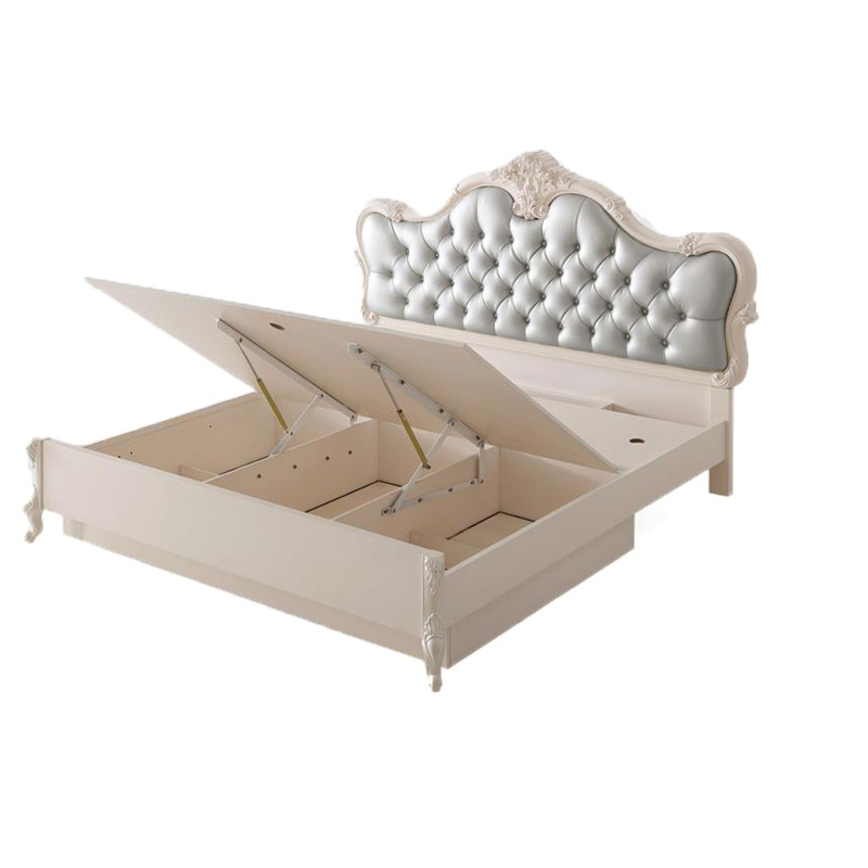Mobilya Bett Lit Enfant Dormitorio Modern Box Tempat Tidur Tingkat Frame Set Leather Moderna Cama Mueble bedroom Furniture Bed
