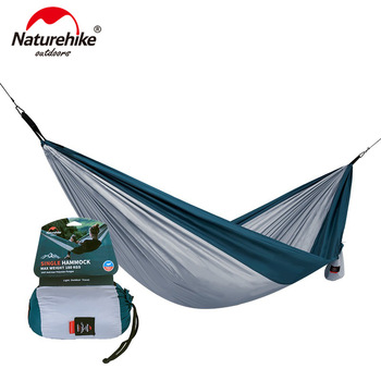 NatureHike Ultralight Hammock Outdoor Camping Hunting Hammock Portable Double person HAMMOCK  NH17D012 1