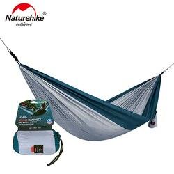 NatureHike Ultralight Hammock Outdoor Camping Hunting Hammock Portable Double person HAMMOCK NH17D012