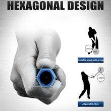 Клюшка для клюшек для гольфа, противоскользящая амортизация, более комфортный контроль и сильный толчок