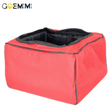 New Arrival Pet Dog Carrier Car-Carrying Seat Pad Safe Carry House Cat Puppy Bag Car Travel Basket Products