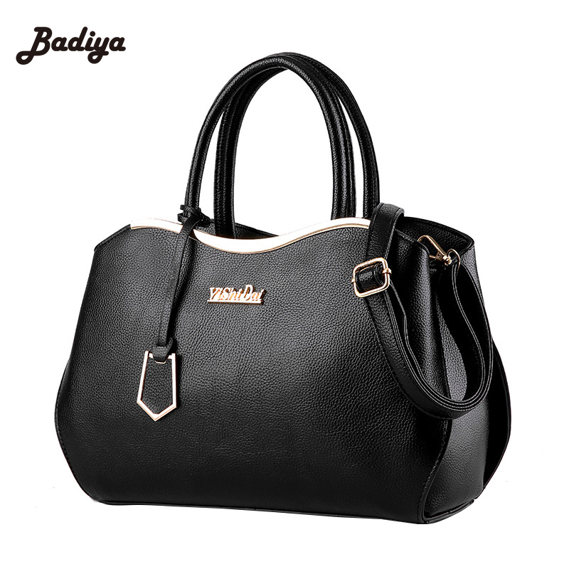 Large Capacity Messenger Bags Ladies Handbag Solid Leather Women Cross Body Hand Bag Luxury Brand Female Zipper Handbag Tote deftones deftones deftones