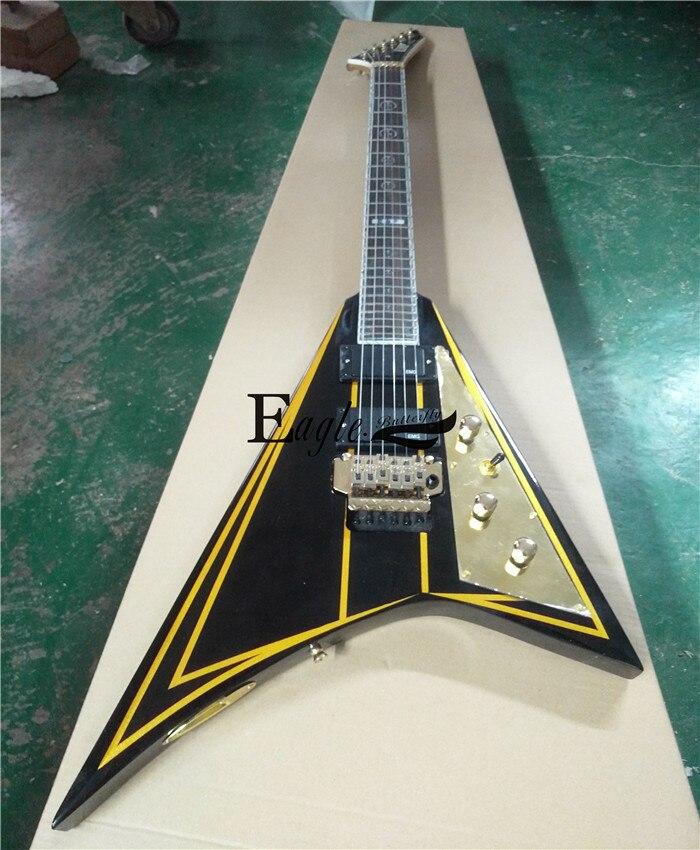 Aigle. Papillon guitare électrique basse électrique boutique personnalisée Jackson guitare électrique Jackson RHOADS RRXMG PINS RHOADS privé cust