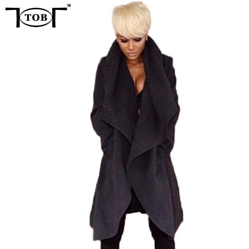 Popular Women Black Winter Coats-Buy Cheap Women Black Winter ...