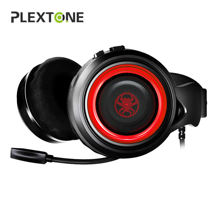 6b4e0079a61 Detail Feedback Questions about PLEXTONE G600 GameDAC Gaming Headphone  casque Stereo PC Headset Wired USB Gamer Headphones with Microphone for  computer ...