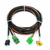 Cable USB para interfaz de CarPlay, Cable USB para VW Golf MK7 7 Passat B8 Tiguan 2013-2018