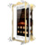 Simon Thor Série armadura De Metal de Alumínio de Aviação de Luxo Casos de telefone capa para huawei p8 lite case lite plus case fundas coque p9