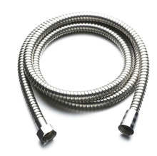 Stainless Steel Shower Hose Finish 1.5m/2m-G1/2 Bathroom Faucet Accessories Plumbing Hoses Shower Hose  Flexible Plumbing Pipe bathroom stainless flexible hose silver hand shower hose 1 5m 2 0m bath water inlet pipe plumbing hoses tuyau de douche