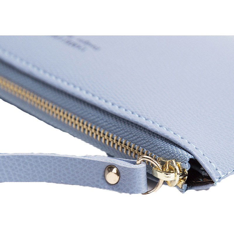 UR BOURSE Ladies Long Wallet Female Multi card Clutch Bag Coin Purse Women 39 s Large Capacity PU Leather Wallet Girls Card Holder in Wallets from Luggage amp Bags