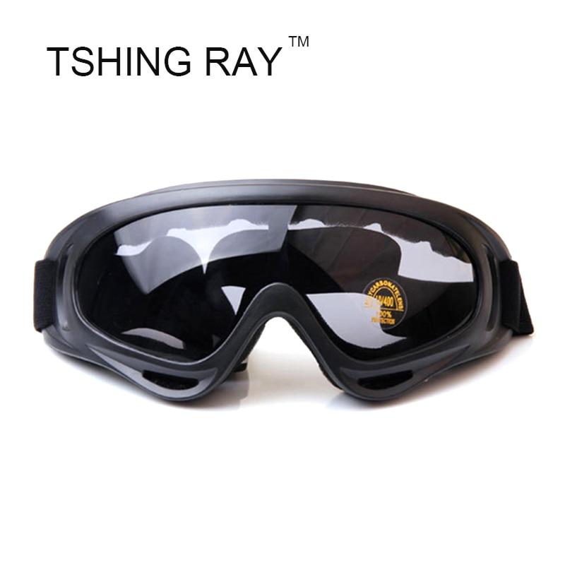 UV Protection Anti-sandstorm Anti-collision Military Male Female Tactical Goggle Men Mirror Oversize Sunglasses Women Sunglasses
