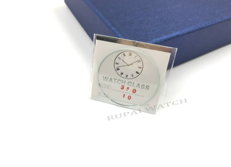 Wholesale 138cs 1.0MM Thick Flat Mineral Watch Glass Select Size from 16mm to 50mm for Watchmakers and Watch Repair