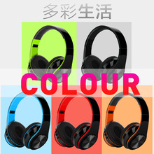 Bluetooth version 5.0 Folding Ultra-Bass Stereo Call Movement Wireless Headset Bluetooth Headset For Mobile phone Ipod Iphone support sdcard fm bluetooth three in one headset universal wireless portable folding headset for mobile phone
