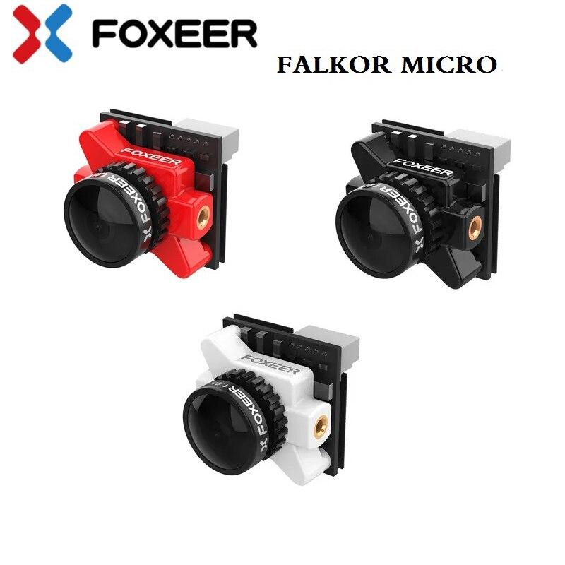 Foxeer фалкор Micro 1200TVL FPV Камера 1,8 мм объектив GWDR OSD всепогодный Камера Поддержка удаленного Управление PAL/NTSC переключаемый Камера