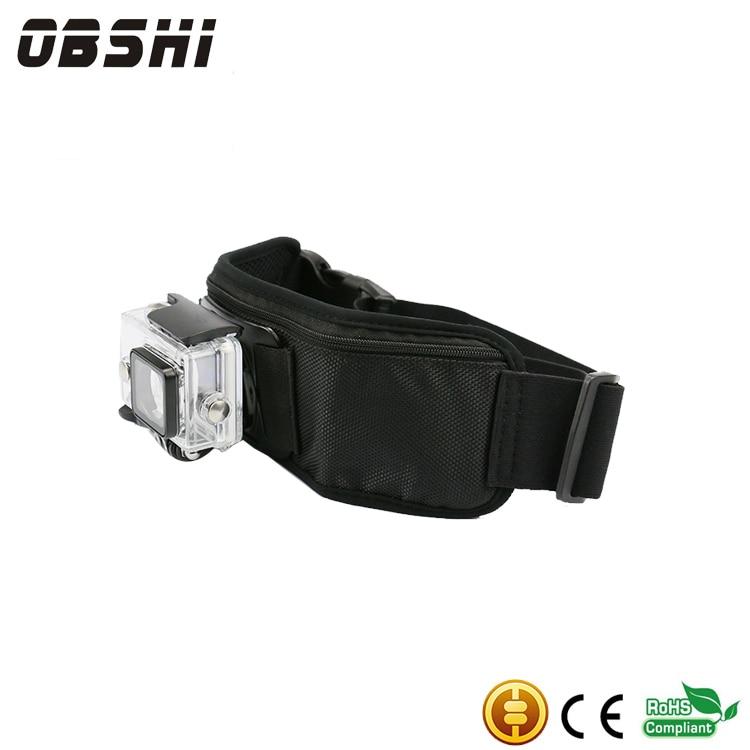 Action Camera Gopro font b Accessories b font Adjustable belt Waist straps font b Mobile b