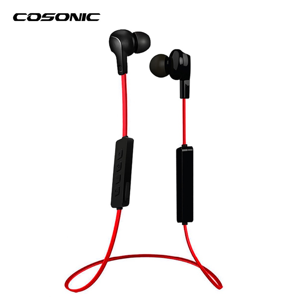 Wireless Bluetooth Stereo Noise Reduction headsets Sport Running Earpods Handsfree Headphones For Xiaomi iPhone With Microphone 8252 original stereo sports gaming noise reduction built in microphone headphones wireless bluetooth headset for iphone samsung