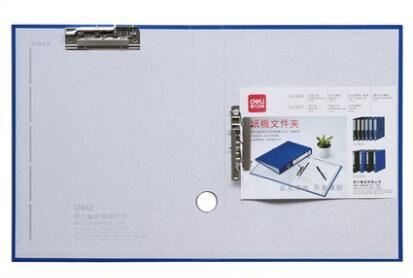 A4 картонная папка канцелярские принадлежности файл дней сбора данных мощный сшиватель 2-отверстие зажим+ с дисковым зажимом многофункциональная Двойная сила - Цвет: Розовый