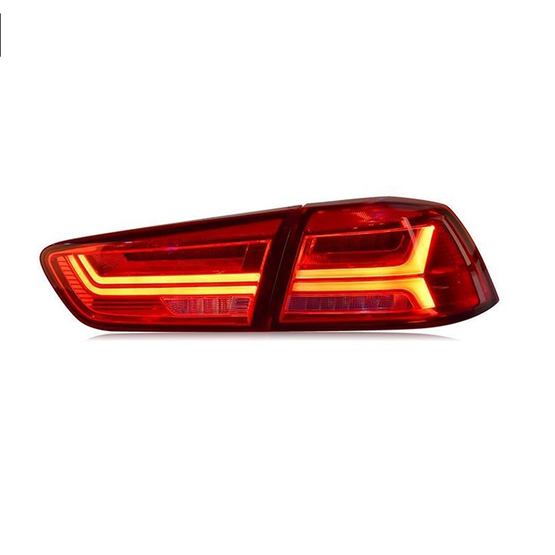цена на Side Turn Signal Accessory Drl Daytime Styling Luces Para Parts Running Cob Lamp Led Auto Rear Car Lights Assembly For Audi Q7