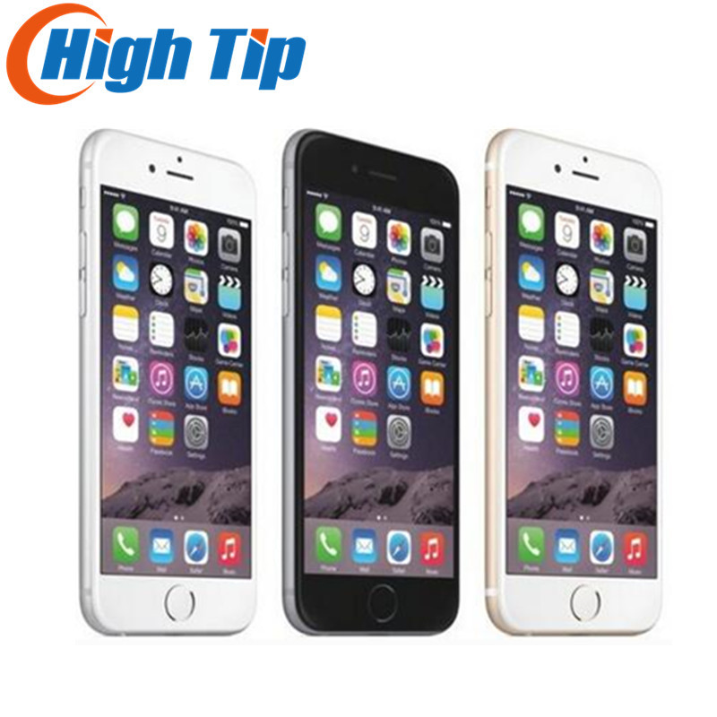 Unlocked Original Apple iPhone 6 Plus LTE 5 5 IPS 8MP Dual Core Mobile Phone