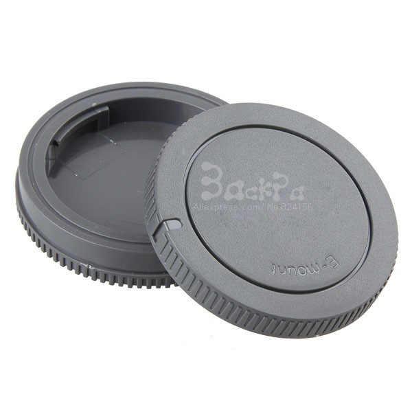 Boîtier de caméra e-mount + capuchon à baïonnette pour Sony A7S A7M2 A7 A7r A5000 A5100 A6000 A6300 A6500 NEX3 5N 5R 5 T NEX7