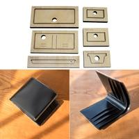 5664c9be8 Japan Steel Blade Rule Die Cut Steel Punch Wallet Cutting Mold Wood Dies  for Leather Cutter
