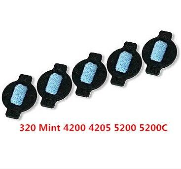 5pcs/Lot High-quality Water Wick Cap Kit For IRobot Braava 380 380t 320 Mint 4200 4205 5200 5200C Robot Replacement