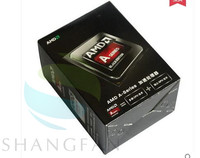 AMD A Series A6 6400 A6 6400K 3.9Ghz 65W Dual Core CPU Processor AD640KOKA23HL Socket FM2 with CPU cooling fan