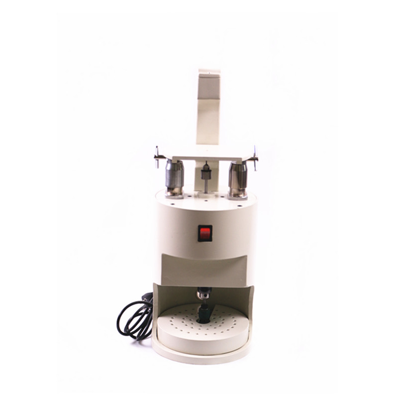 цена на Dental lab equipment Tongue Side Inner Grinding Machine for dental equipment Laser Pin with model arch trimmer unit